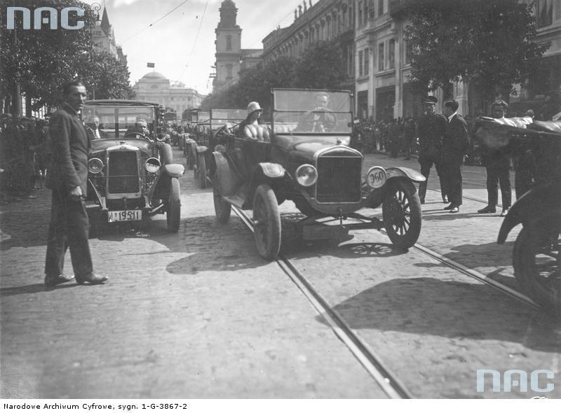 historia taksówek w krakowie